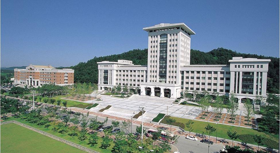 韓國鮮文大學 Daebul University