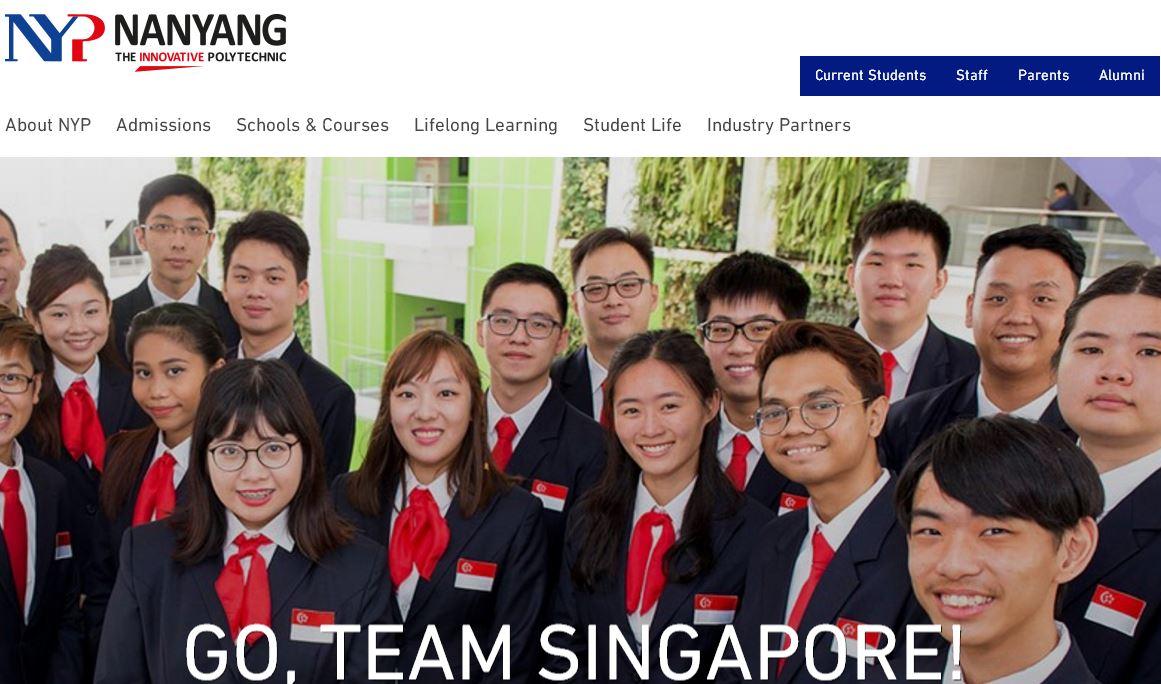 新加坡南洋理工学院 (NanYang Polytechnic)