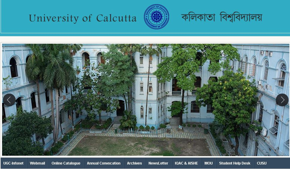 印度加尔各答大学 Calcutta University of India
