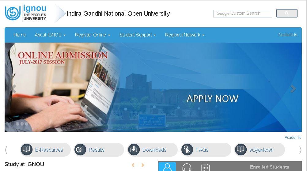 印度(du)英迪拉(la)甘地國立開放大學