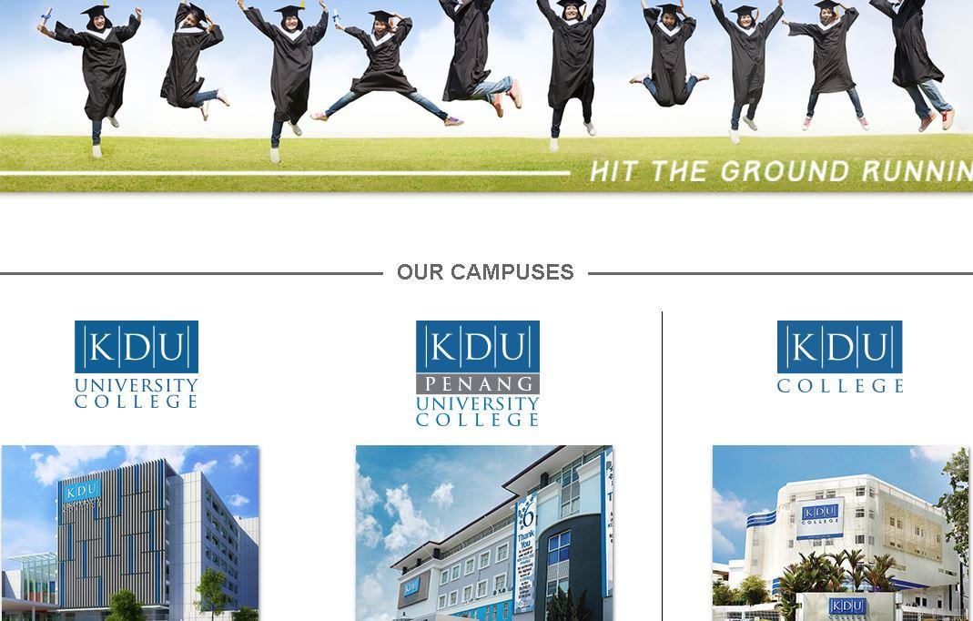 伯樂學院 KDU University College