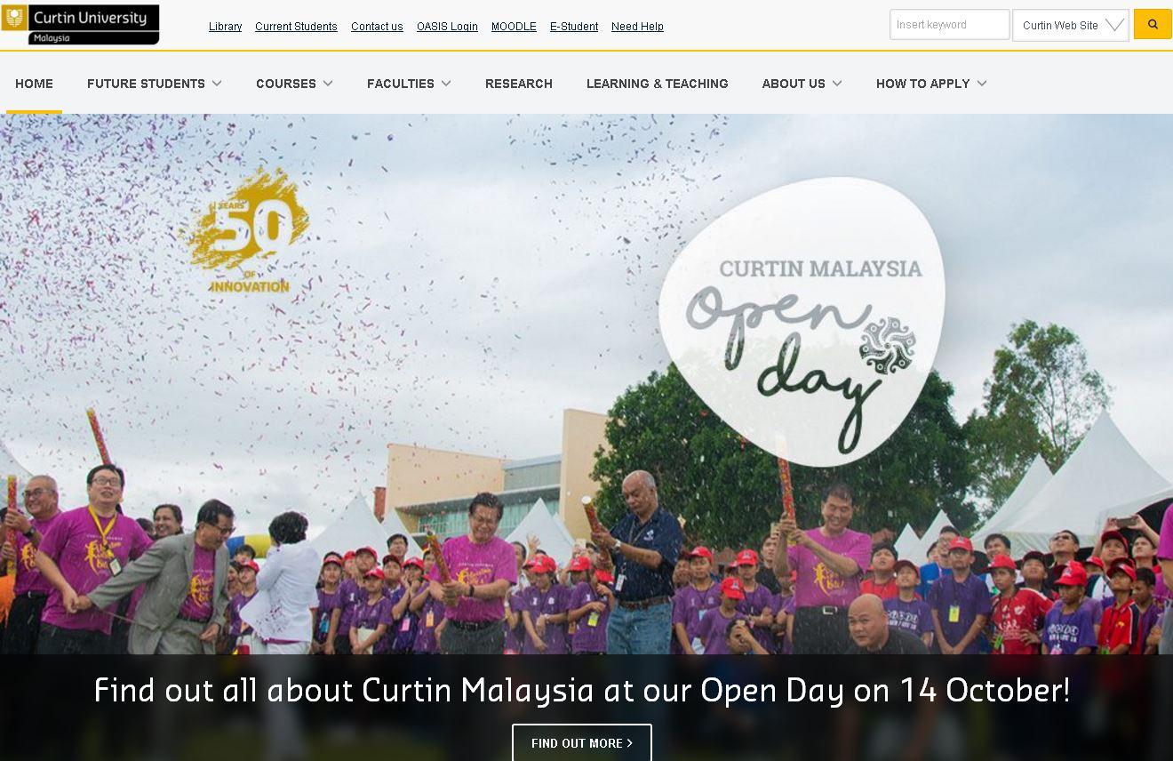 科廷大學馬(ma)來西亞分(fen)校