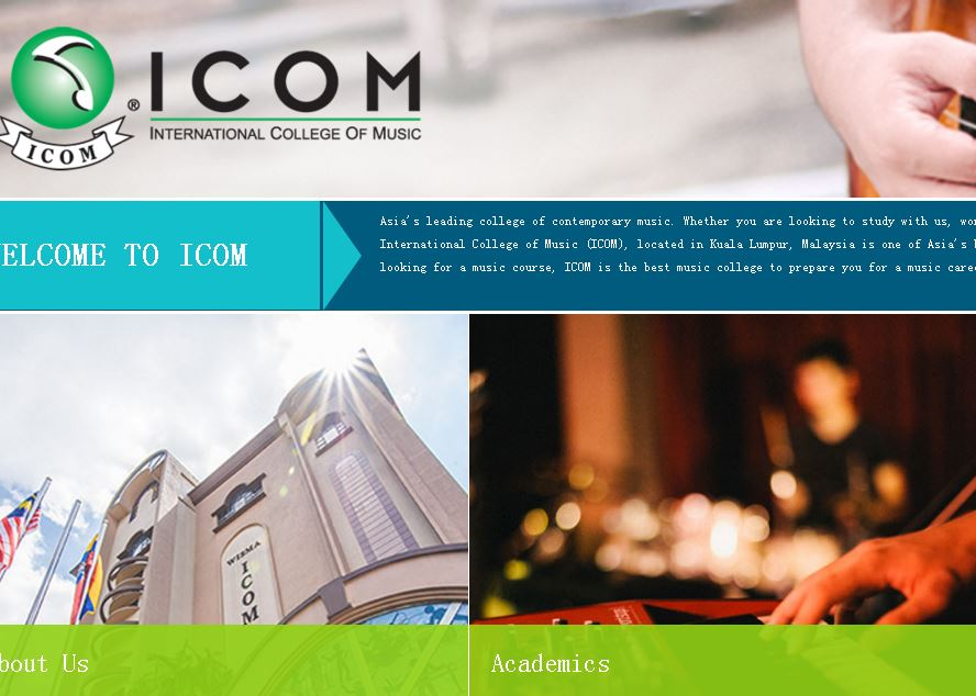 国际音乐学院International College of Music(ICOM)