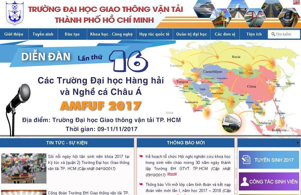 越南交通大學 Vietnam Jiaotong University