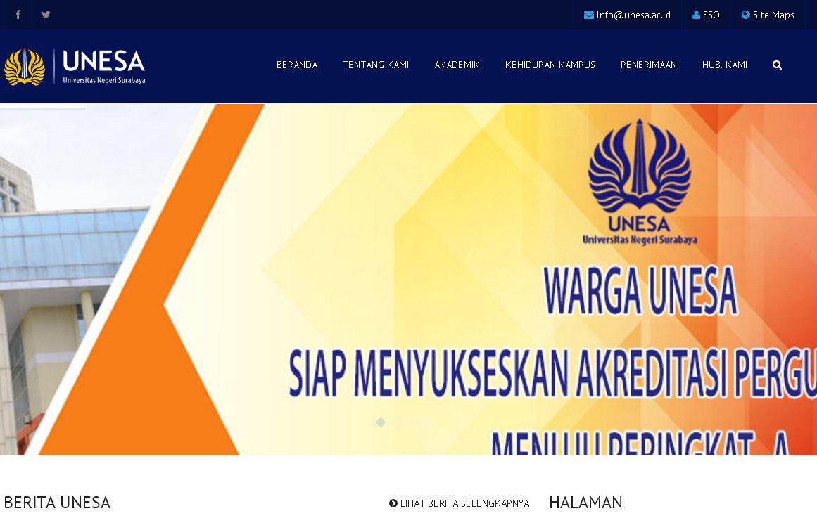 印度(du)尼(ni)西亞泗水大(da)學 Universitas Negeri Surabaya