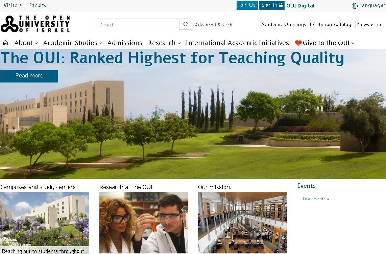 以(yi)色列公開大學