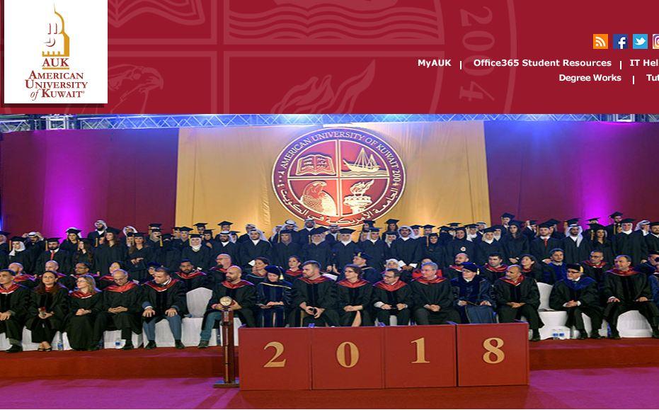 美国科威特大学(AUK)Kuwait University