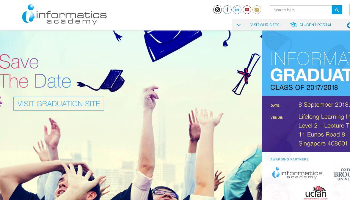 新(xin)lu)悠po)英華美(mei)學(xue)院 Informatics Academy