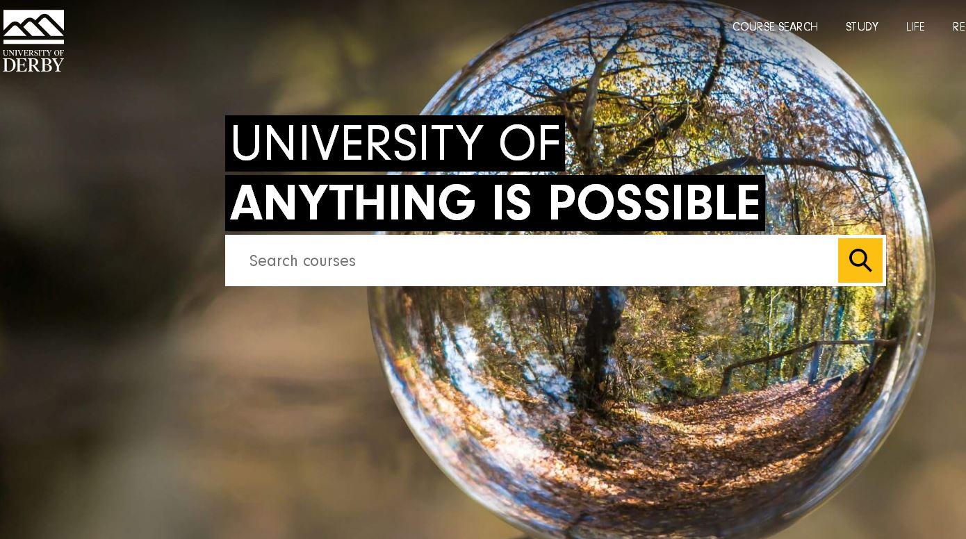德比大学 University of Derby