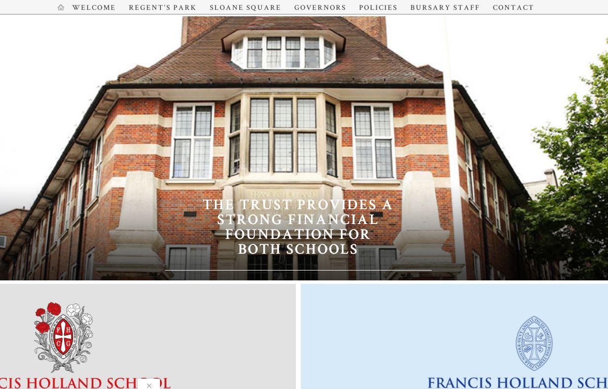 弗(fu)朗西斯gou)衫lan)學校(xiao) Francis Holland School