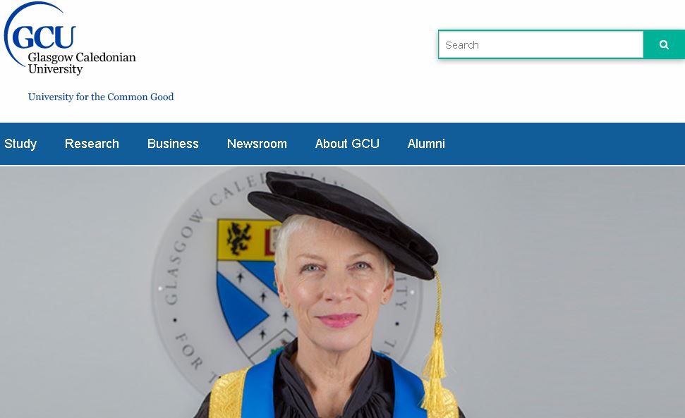 格拉斯哥利多尼亞(ya)大學 Glasgow Caledonian University