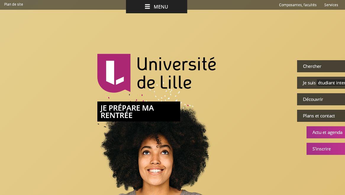 里爾第三大學(xue) Lille Third University