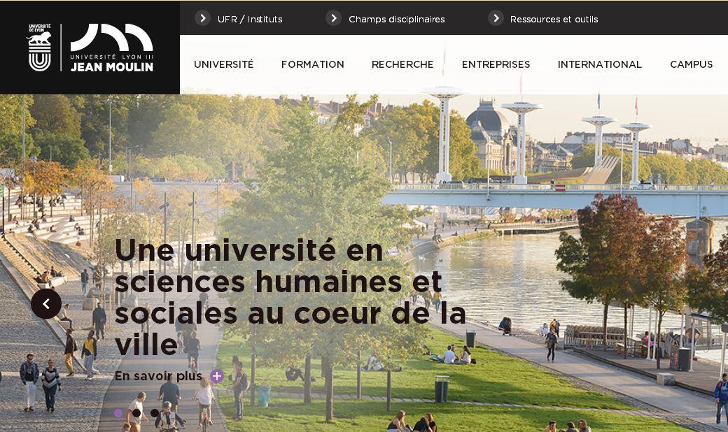 里昂第(di)三(san)大學(xue) Lyon Third University