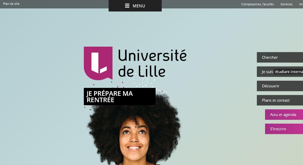 里爾二大學(xue) Lille II University