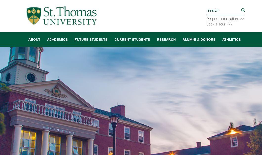 聖托馬斯大學(xue) St. Thomas University