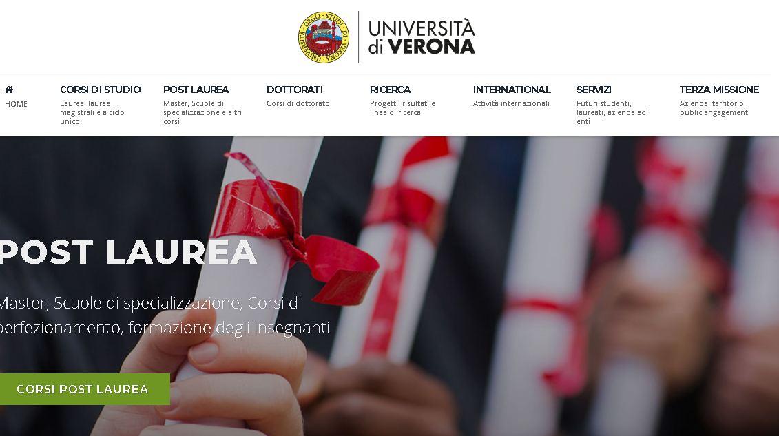 維羅納大學 Verona university