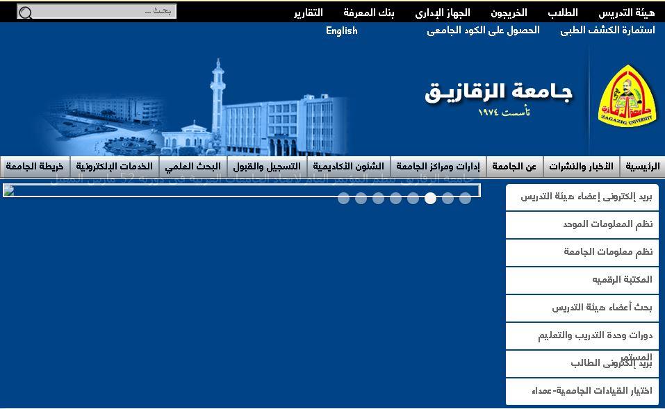 埃及扎加齊克大學 Zagazik University, Egypt