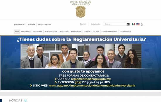 墨西哥瓜(gua)納華(hua)托大學