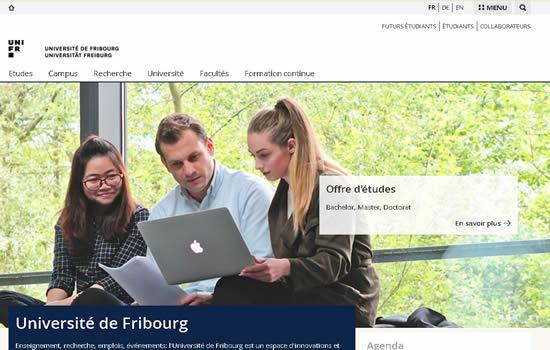 瑞士弗(fu)里(li)堡大學