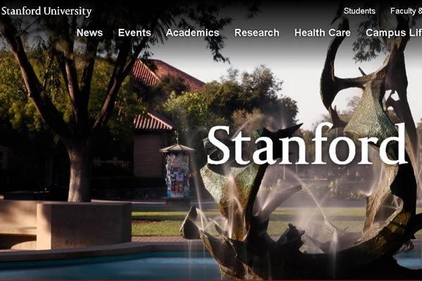 美國斯坦(tan)福大(da)學(xue) Stanford University