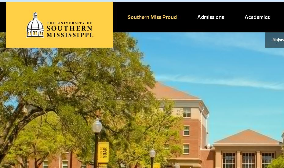 南密西西比大学哈蒂斯堡University of Southern Mississippi