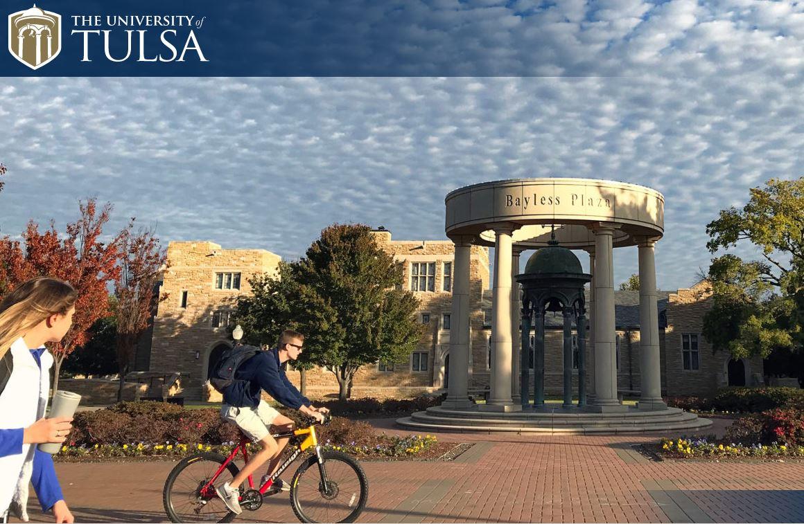 塔(ta)爾薩(sa)大學University of Tulsa