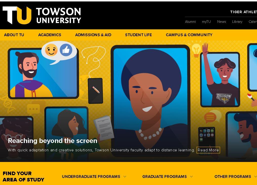 陶森大學Towson University