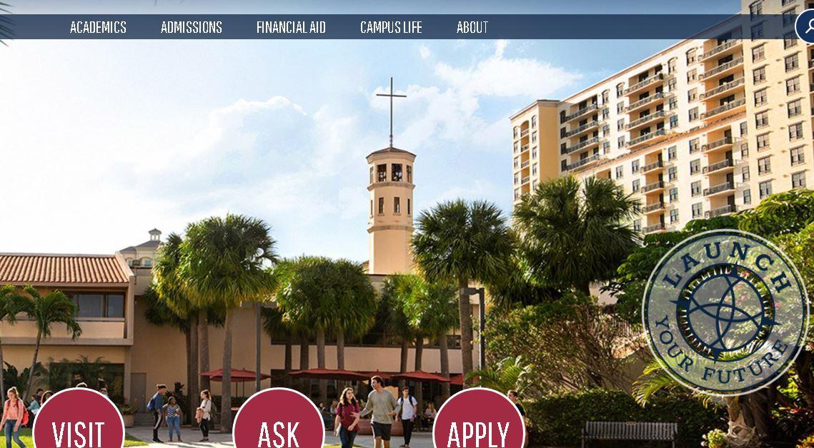 棕櫚(lv)海(hai)灘大西洋(yang)大學西棕櫚(lv)海(hai)灘Palm Beach Atlantic University