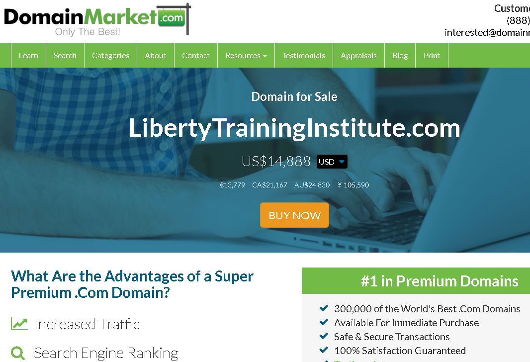 自由培训学院洛杉矶Liberty Training Institute Los Angeles