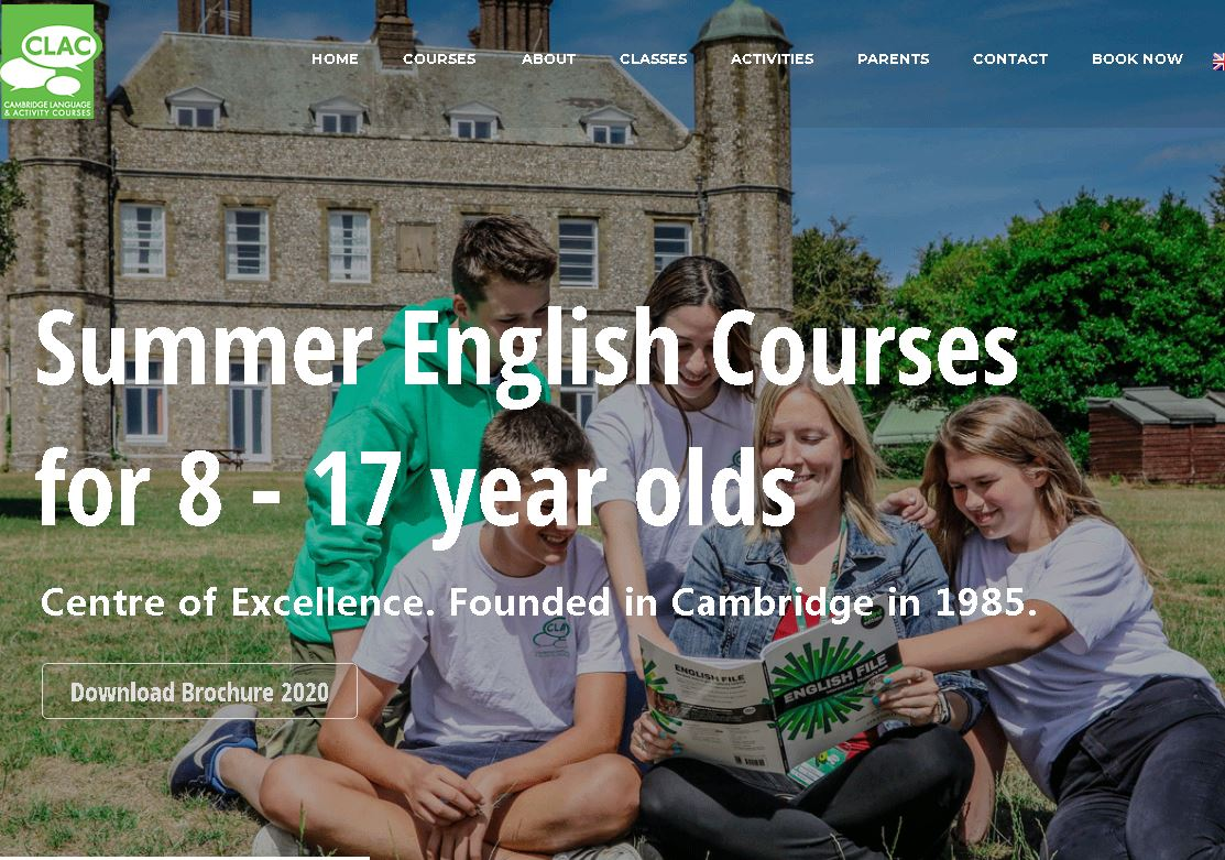 剑桥语言和活动课程学校Cambridge Language and Activity Courses
