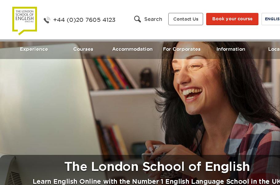 伦敦英语学校The London School of English